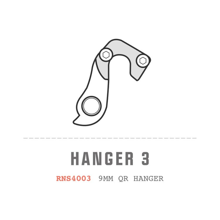 Saracen Hanger 03 fits: All Zen 2010/11 Models