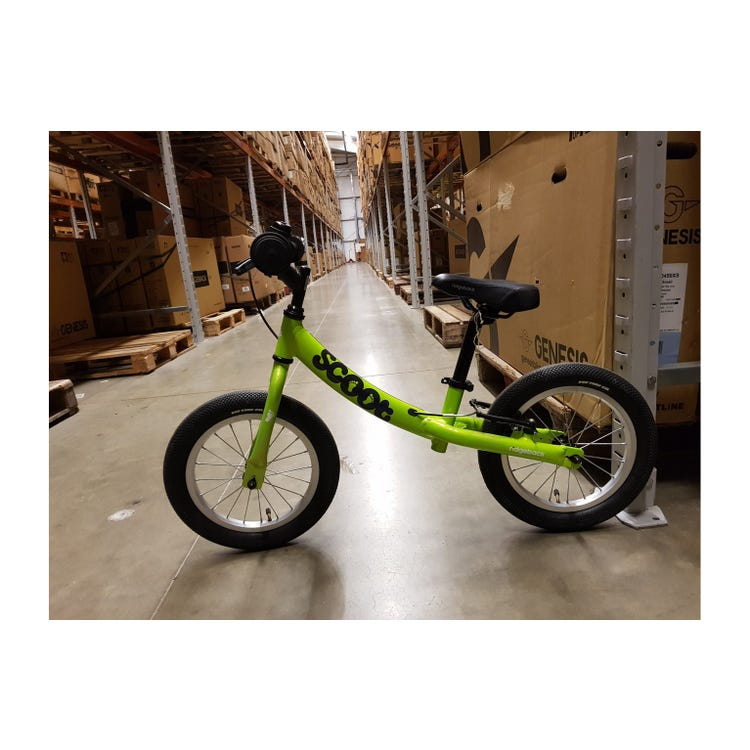 Ridgeback 2020  Scoot XL Lime Bike sample (used)