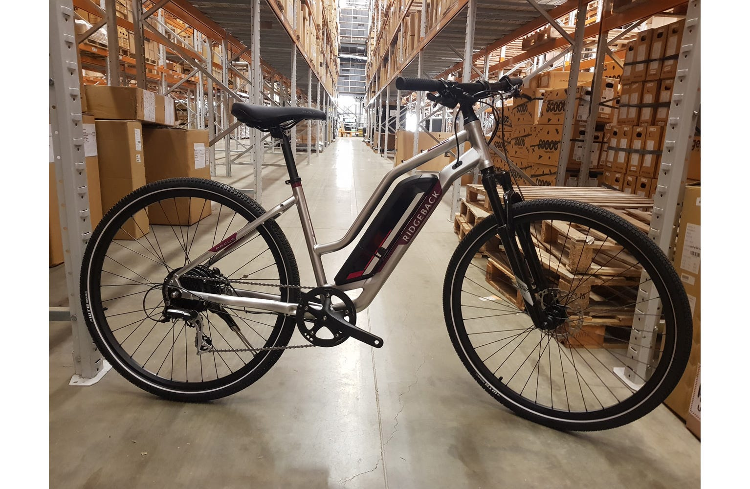 Ridgeback 2021 Arcus 1 O/F MD 2021 X SAMPLE BIKE (UNUSED)