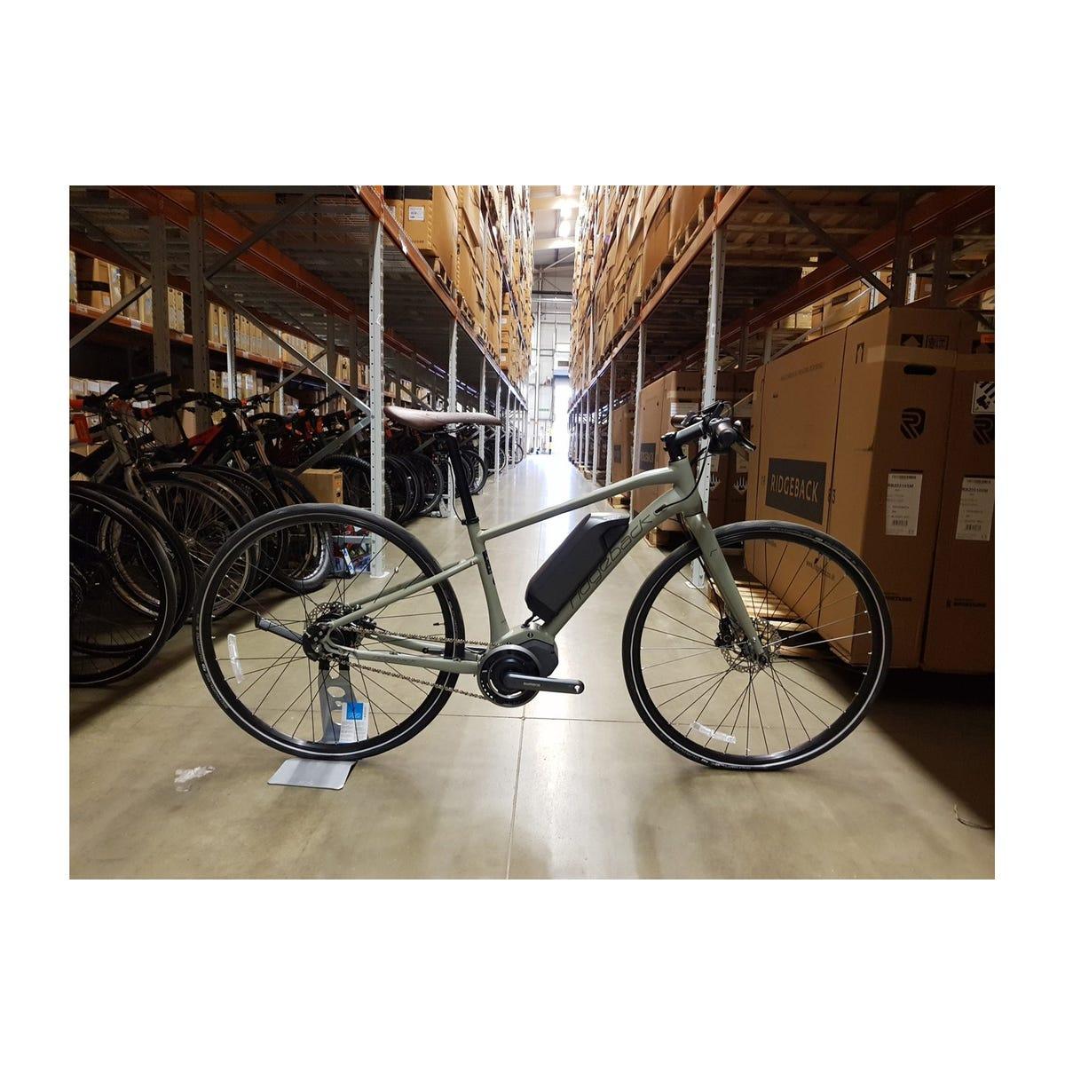 Ridgeback 2017  E - Flight Ltd SM Bike sample (used)