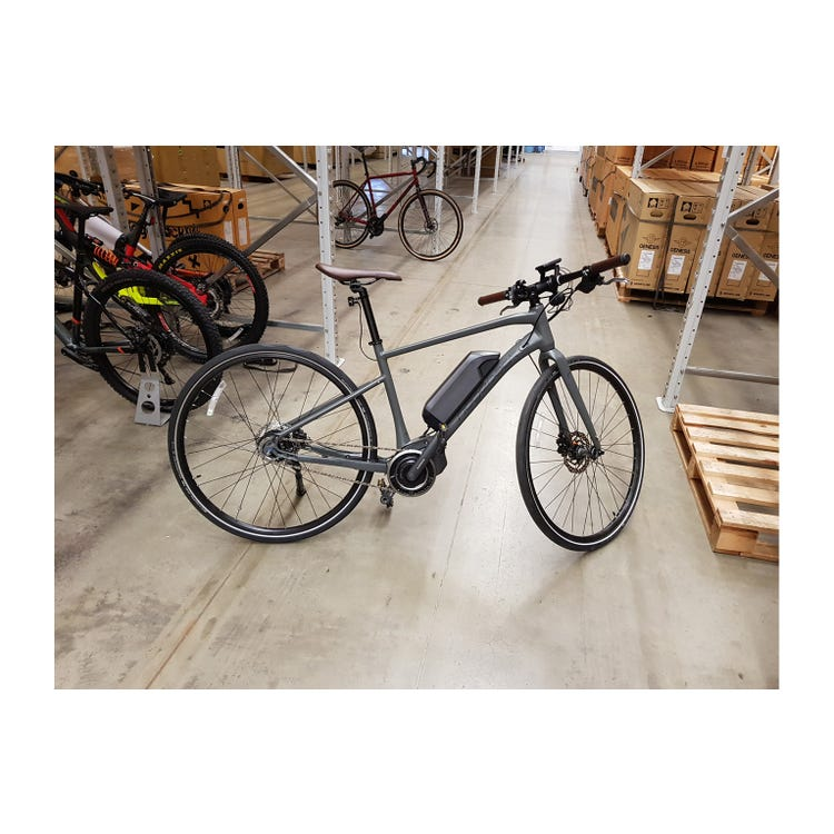 Ridgeback 2017  E - Flight Medium Ex Brand Sample Bike (Unused)