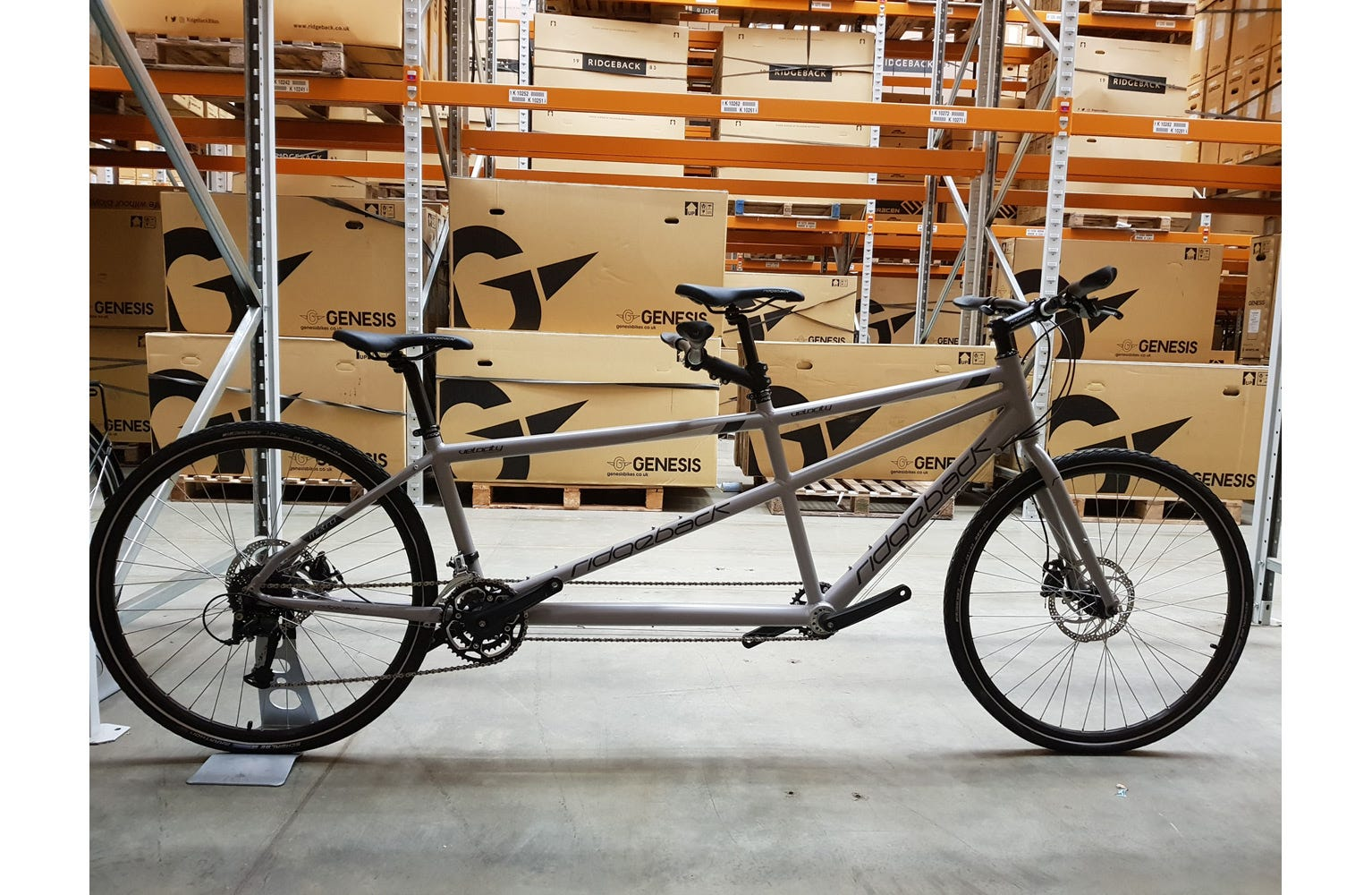 Ridgeback 2018  Velocity Tandem MD Ex Brand Sample Bike (Used)