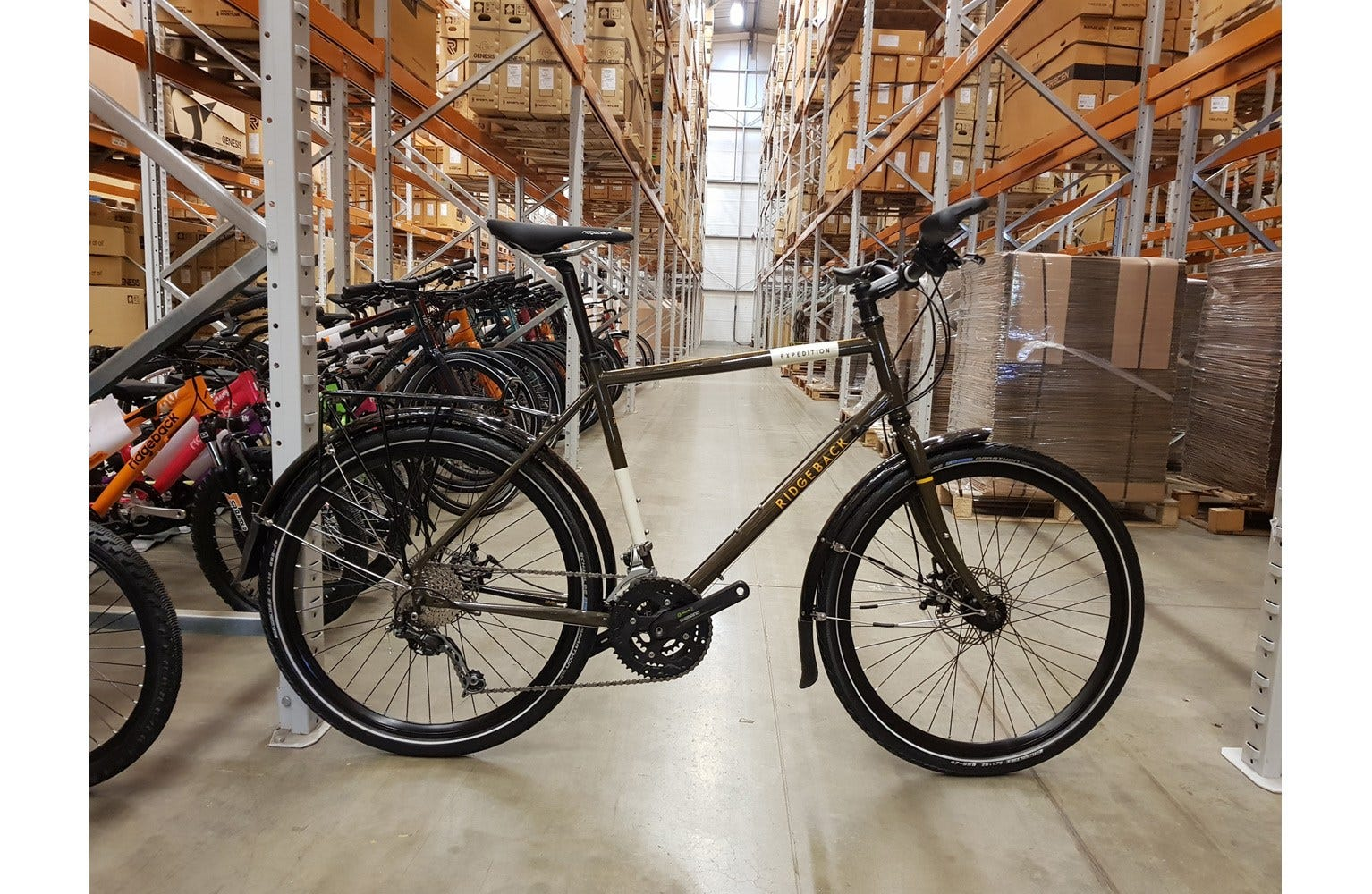 Ridgeback 2019  Expedition MD Bike sample (used)