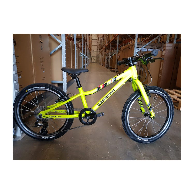 Saracen 2020  Mantra 2.0R Bike sample (used)
