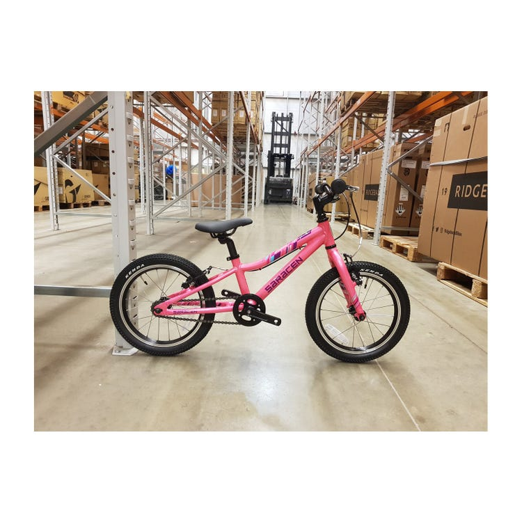 Saracen 2018  Mantra 1.6 Girls Bike sample (used)