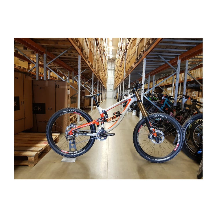 Saracen 2018  Myst Team Medium Bike Ex Display