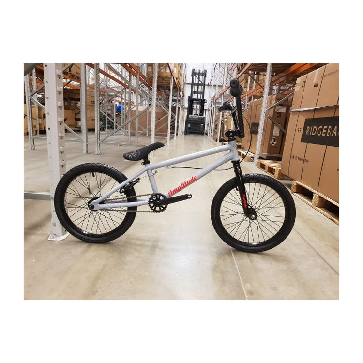 Saracen 2018  Amplitude Source BMX Bike sample (used)