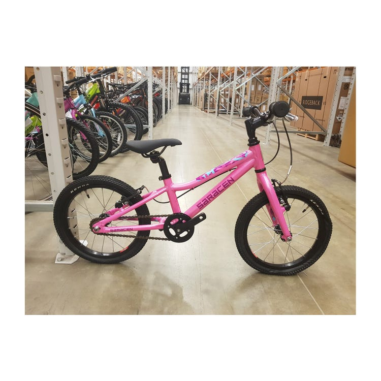 "Saracen 2019  Mantra 16"" Girls Bike sample (used)"