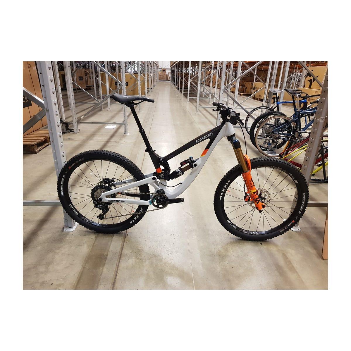 Saracen 2019  Ariel LT MD Bike sample (used)