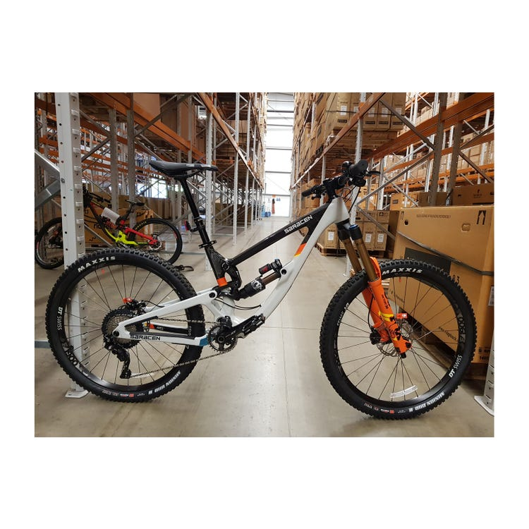 Saracen 2019  Ariel LT MD Bike sample (used)