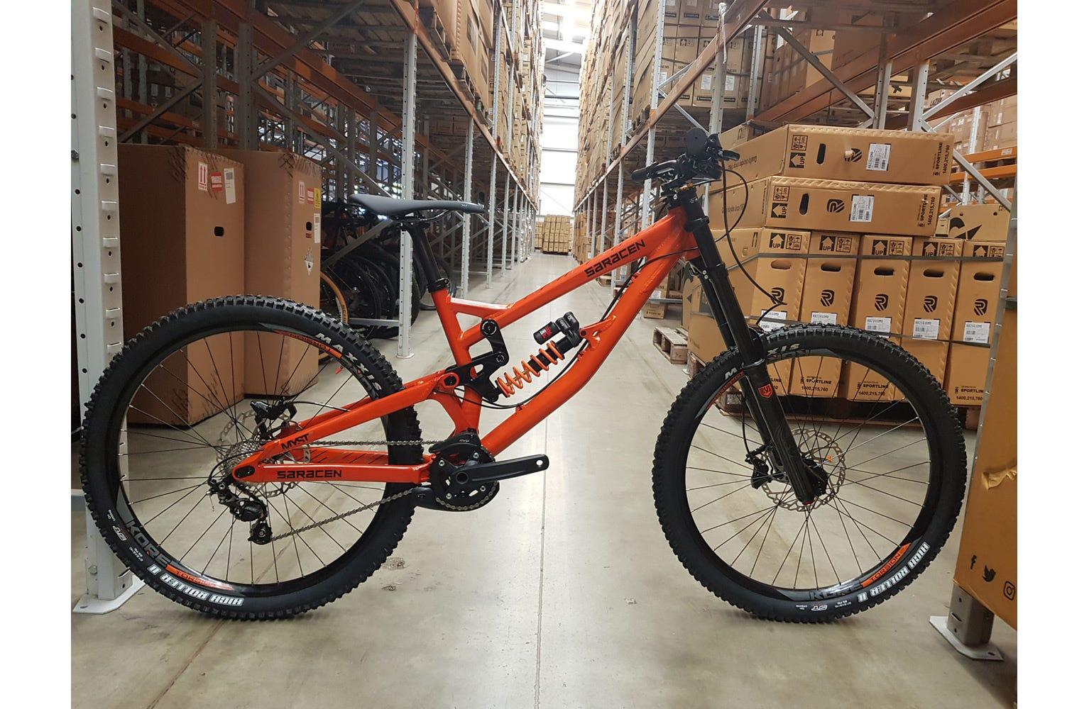 Saracen 2019  Myst AL Medium Sample Bike (Unused)