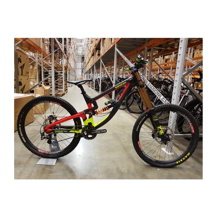 Saracen 2018  Myst Team Factory Long Ex Brand Sample Bike (Used)