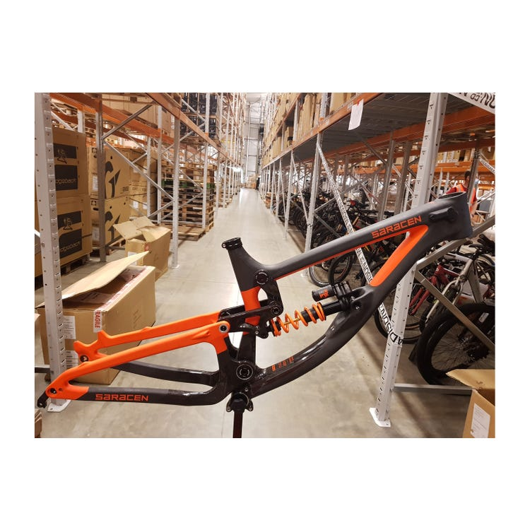 Saracen 2017 Myst X Frame Medium Brand Sample (Unused)