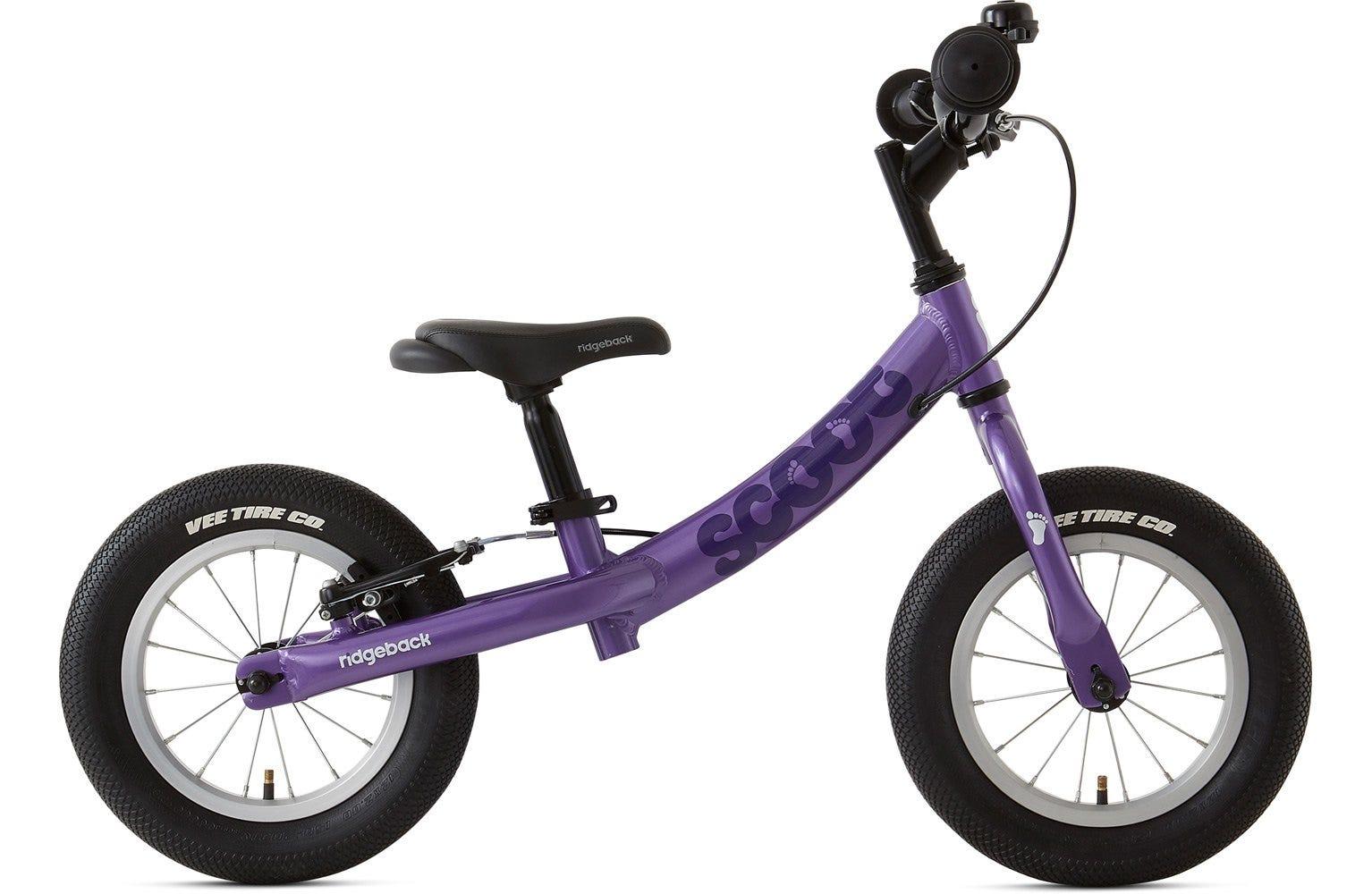 Ridgeback 2020 SCOOT PURPLE Bike sample (unused)
