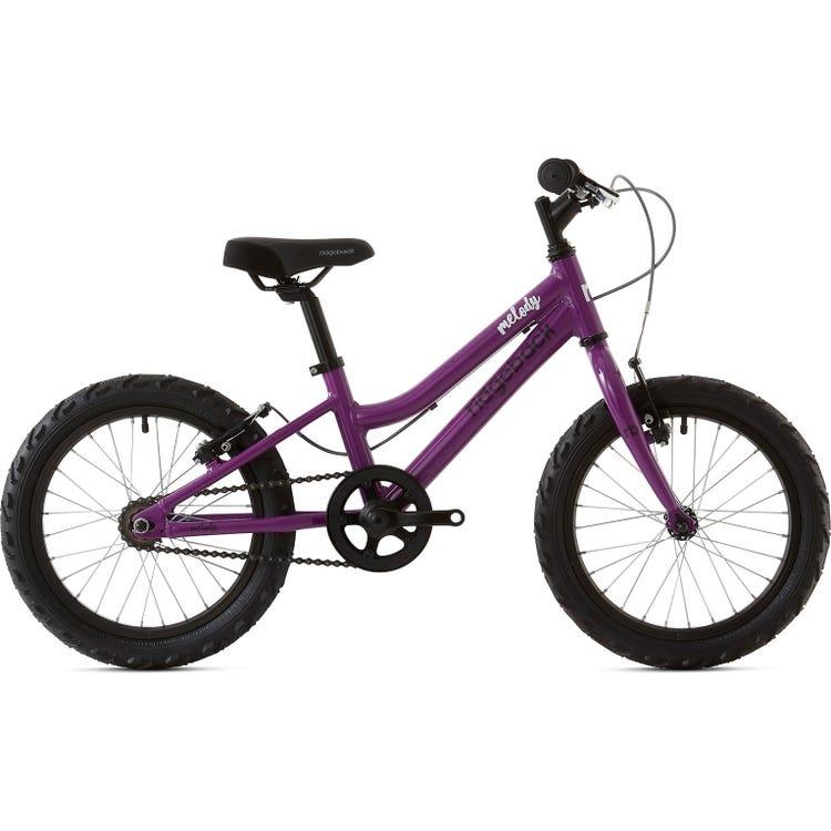 Ridgeback 2020  Melody 16 inch Purple Sample