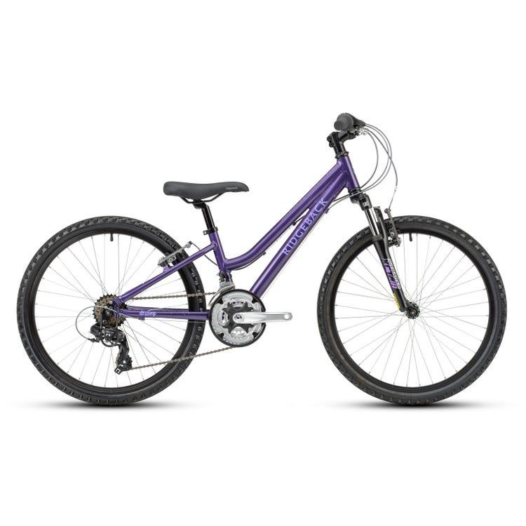 Ridgeback Destiny 24 Inch Wheel Purple QC Sample (unused)