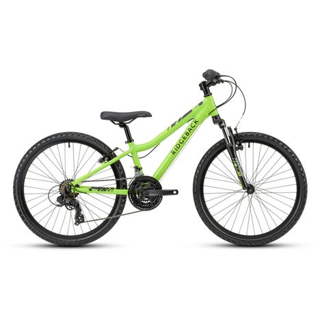 Mx24 24 Inch Wheel Lime Sample Bike (Used)