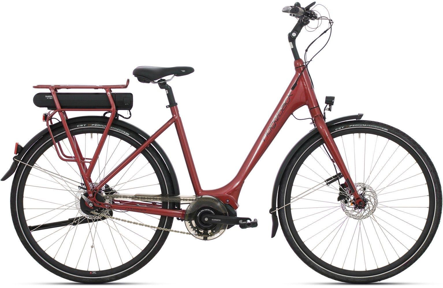 Ridgeback Electron DI2 S/M bike