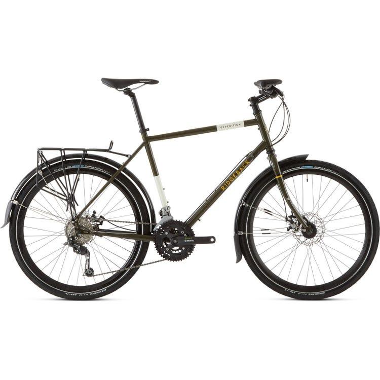 Ridgeback Expedition MD bike ample (unused)