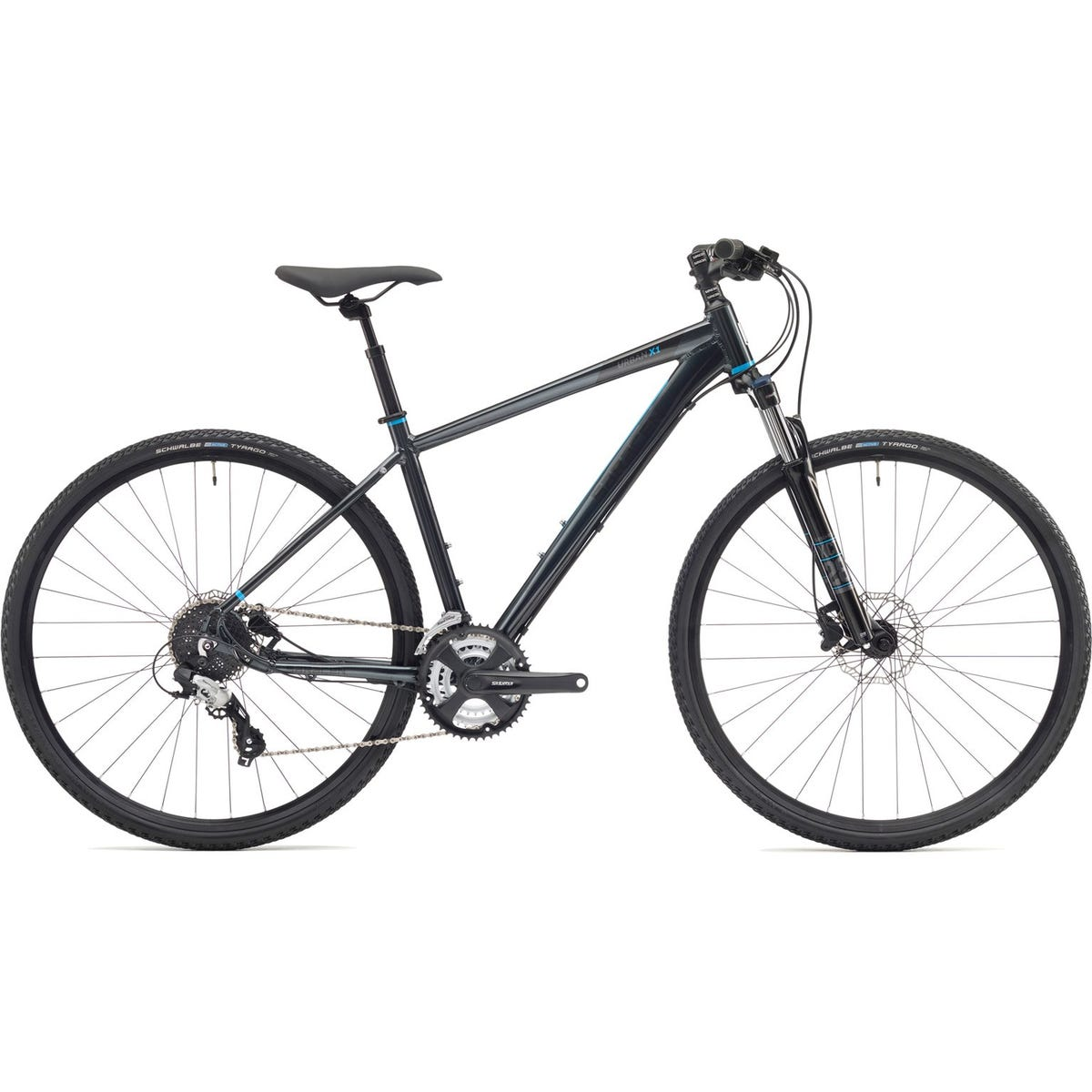 Saracen Urban Cross 1 mens 16 inch bike EX DEMO