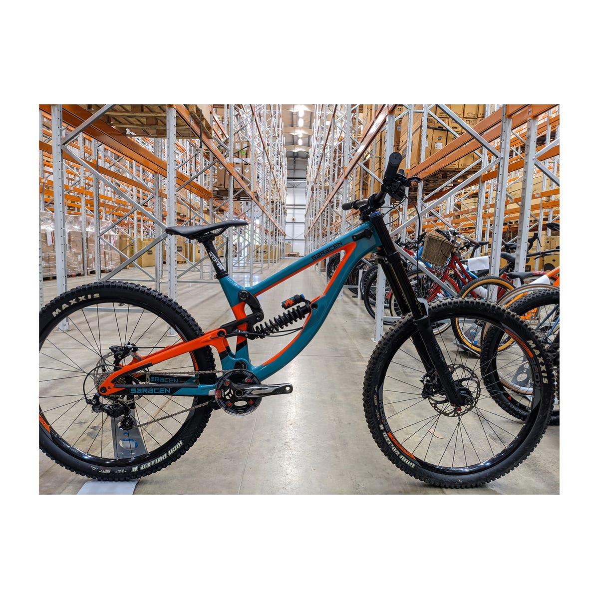 Saracen Myst Pro Medium bike Used sample