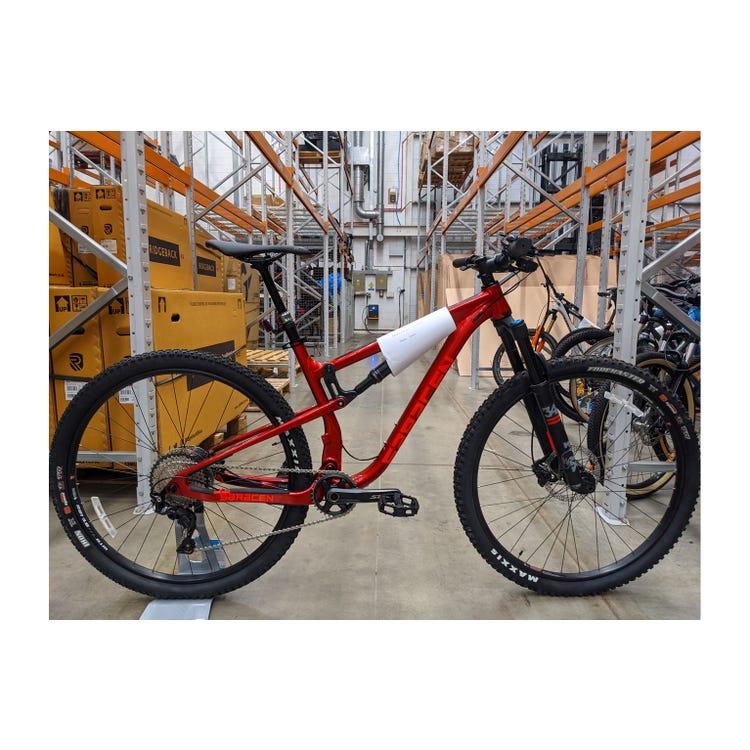 Saracen 2018  Traverse Medium Ex Brand Sample Bike