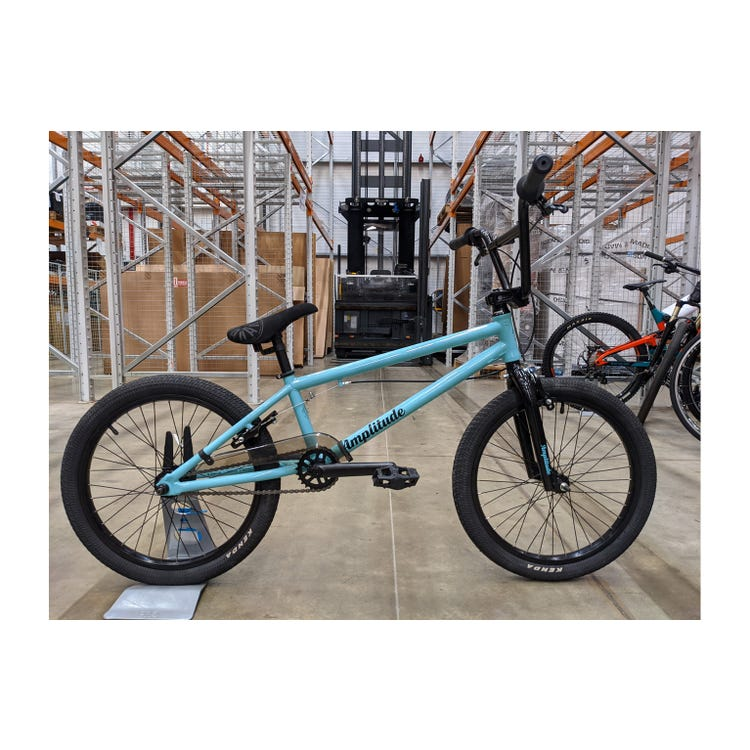Saracen Amplitude Frequency BMX Unused Sample