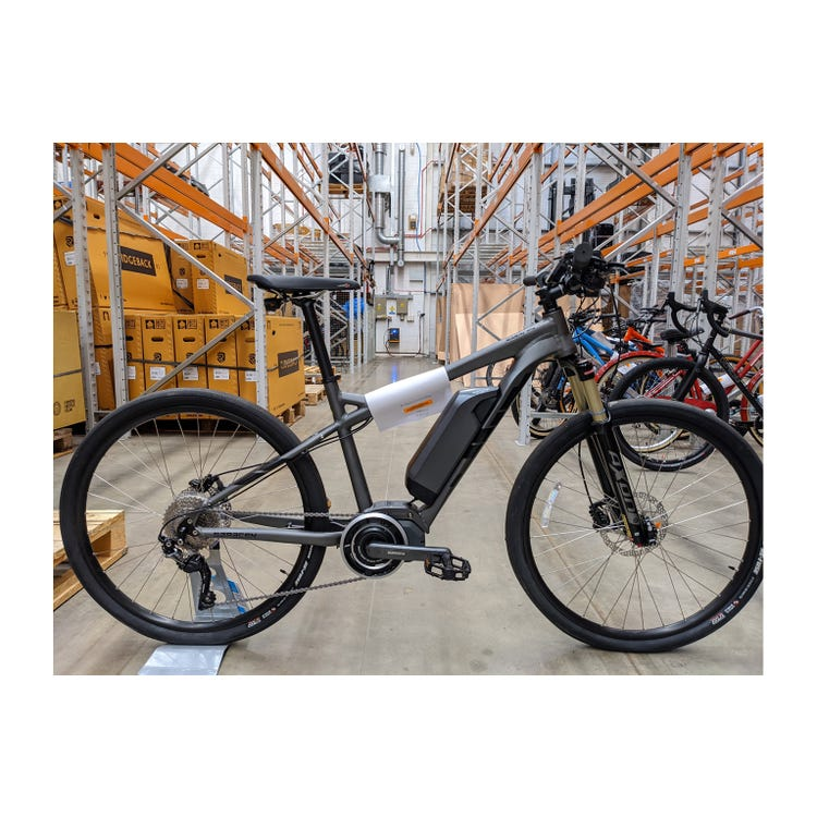 "Saracen 2016  Juiced 17"" Ex Brand Sample Bike"