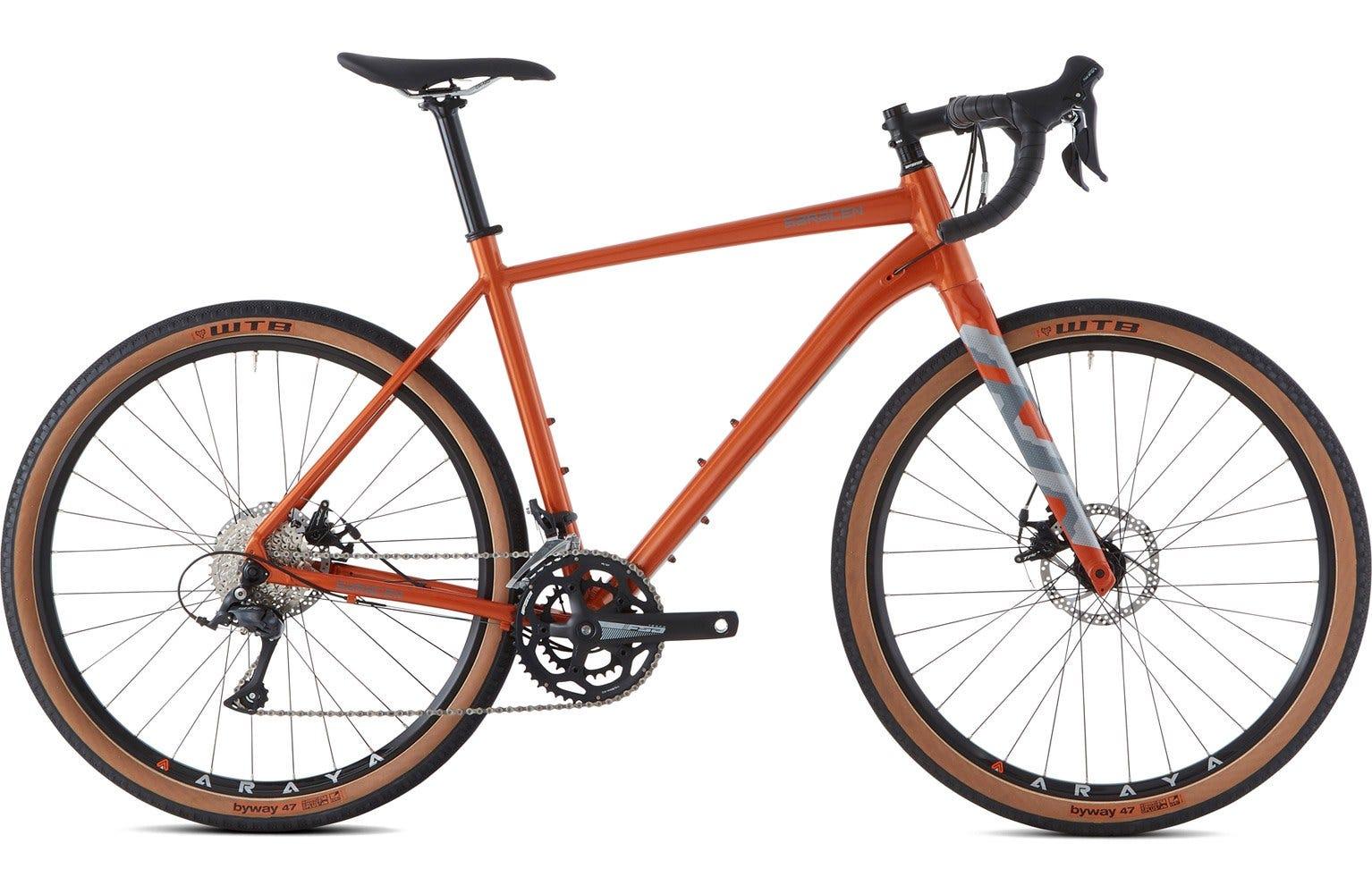 Saracen Levarg 54cm bike sample (unused)