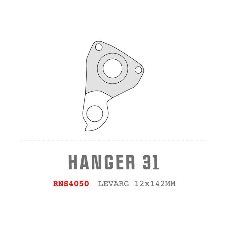 Saracen Hanger 31 fits: Levarg