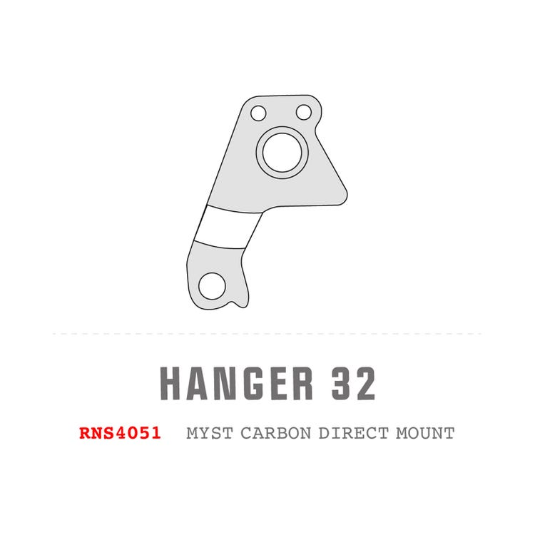 Saracen Hanger 32 fits: 2019 - 2020 Myst Carbon (Direct)