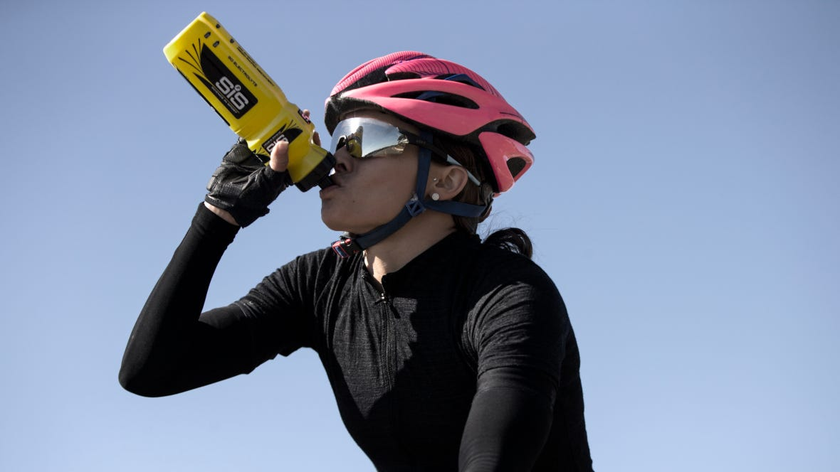 How to fuel for your first sportive