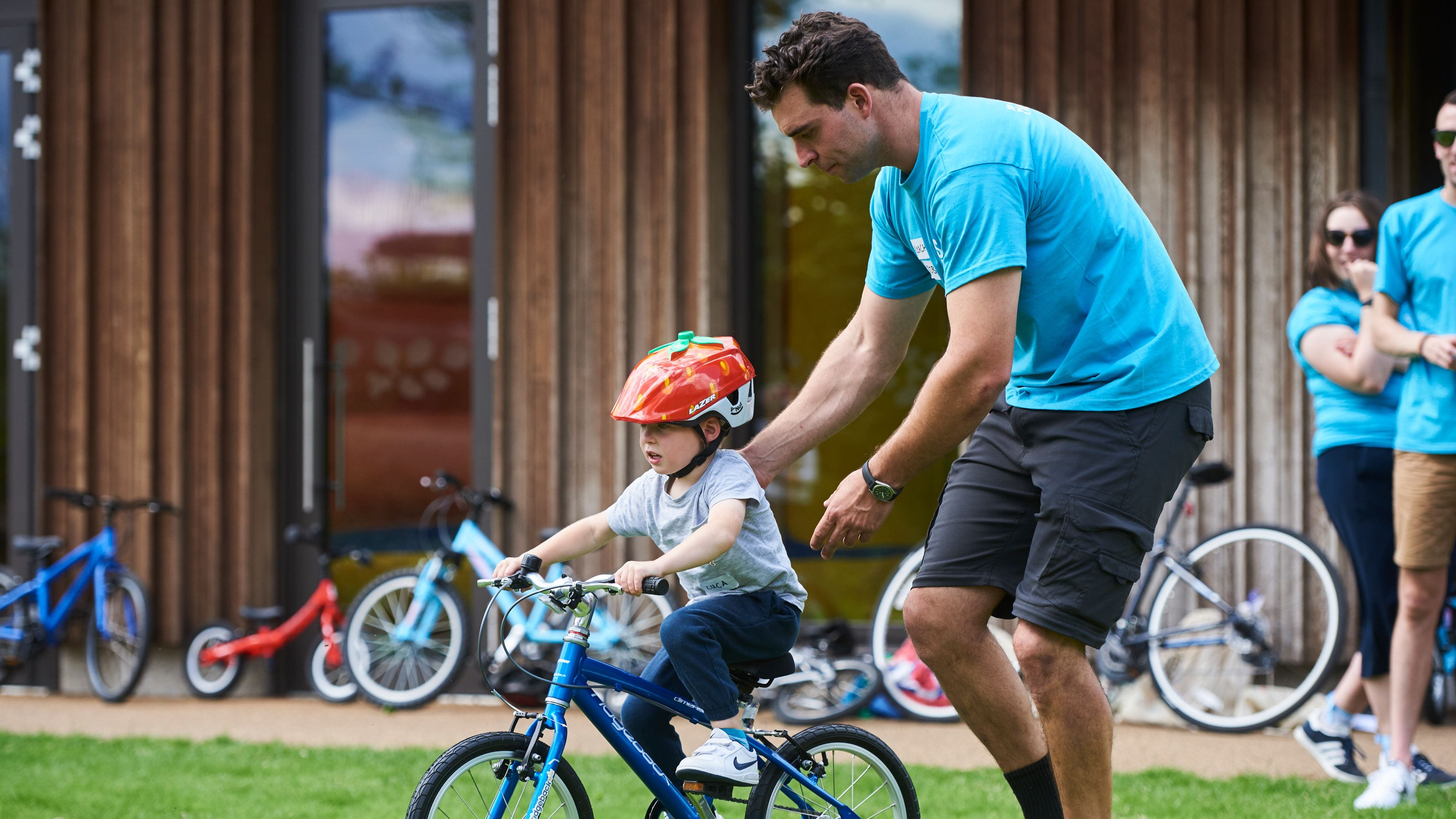 How to teach your child to cycle - and why so many parents get it wrong