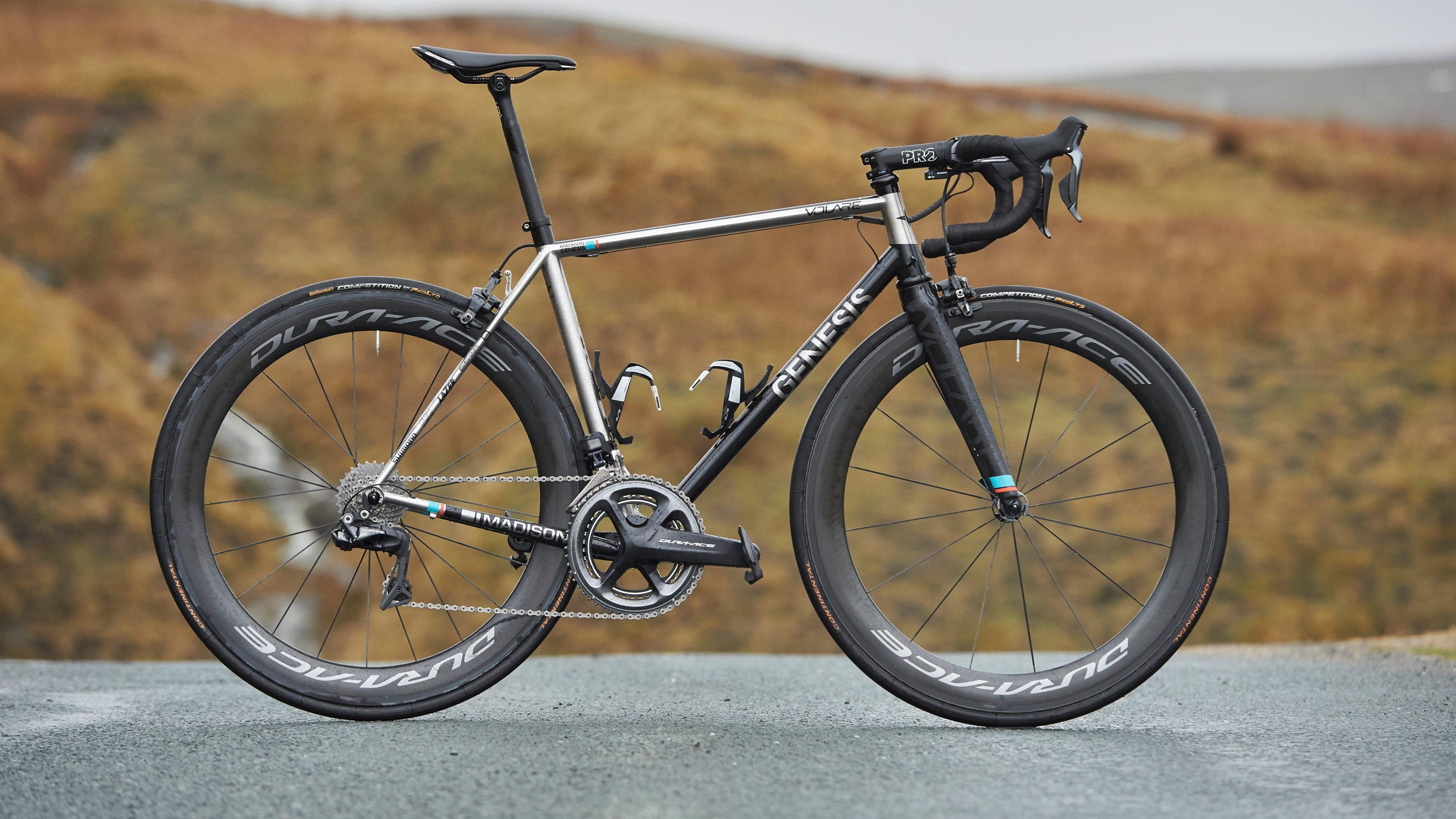 Bikes we love: Rich Handley's gorgeous Genesis Volare 953