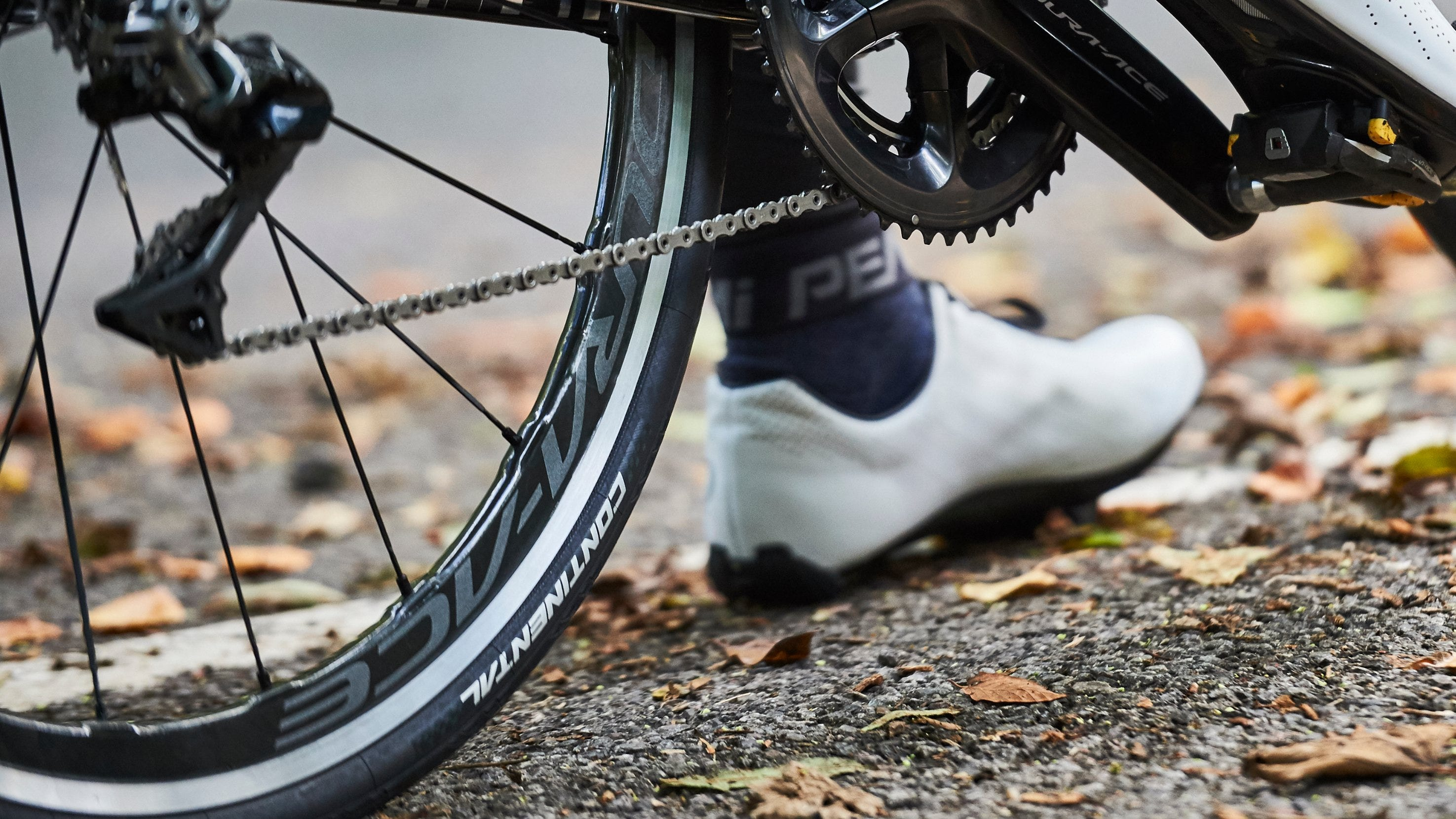 Tough road tyres for Autumn and Winter