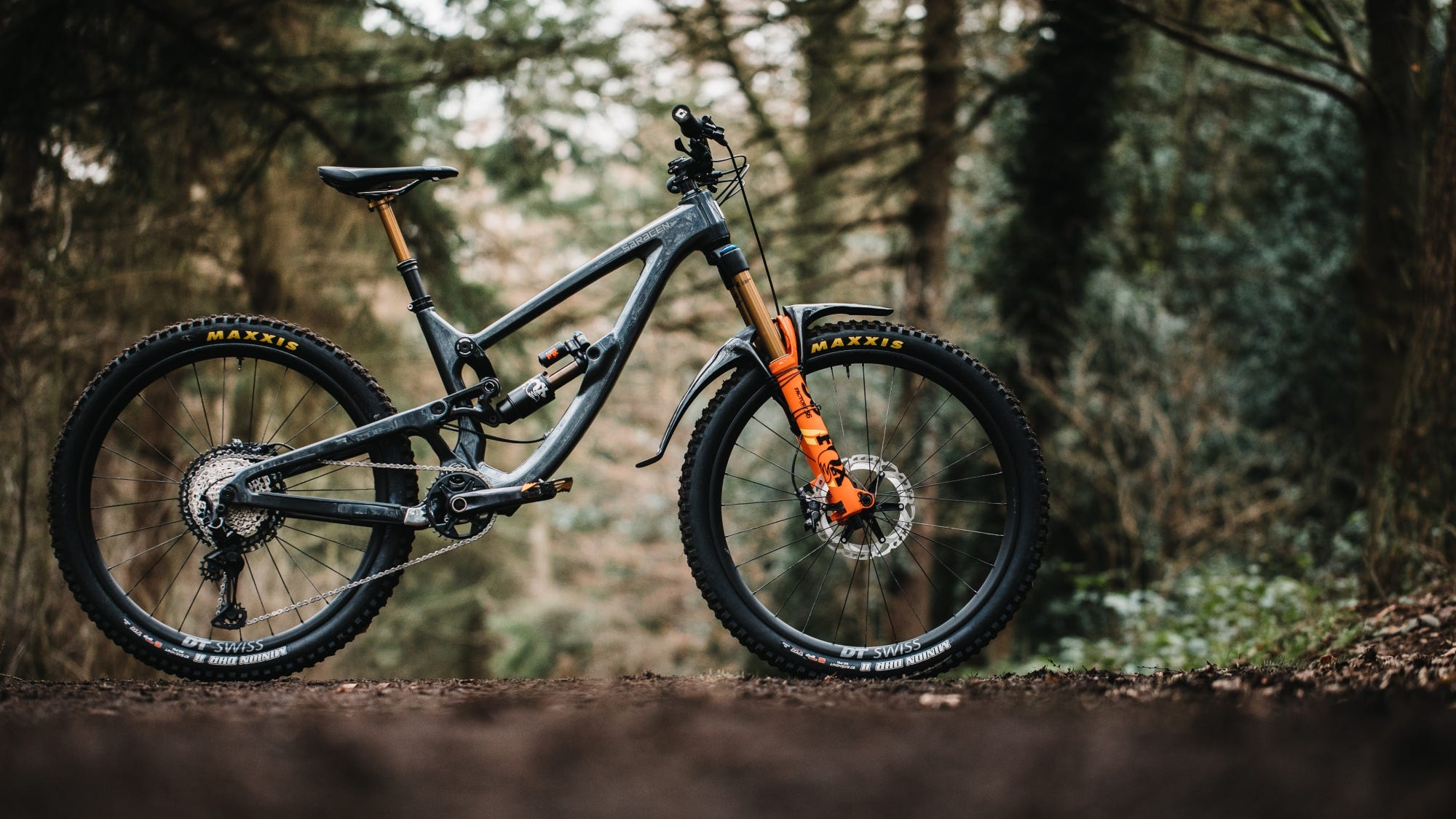 Throwback: This Saracen Ariel LTX dream build will make you want to ride