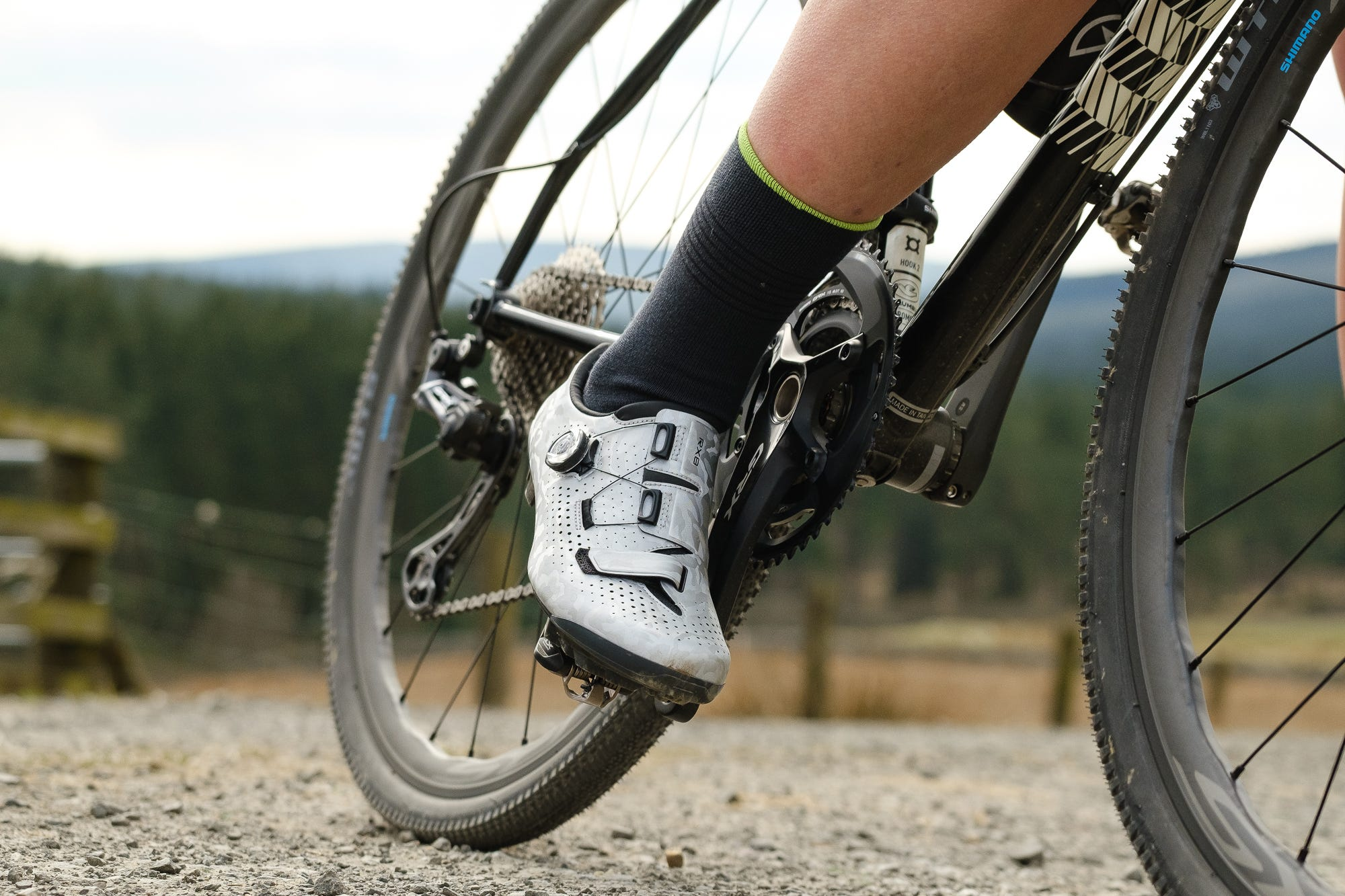 Shimano's RX8 shoes are the best of both worlds