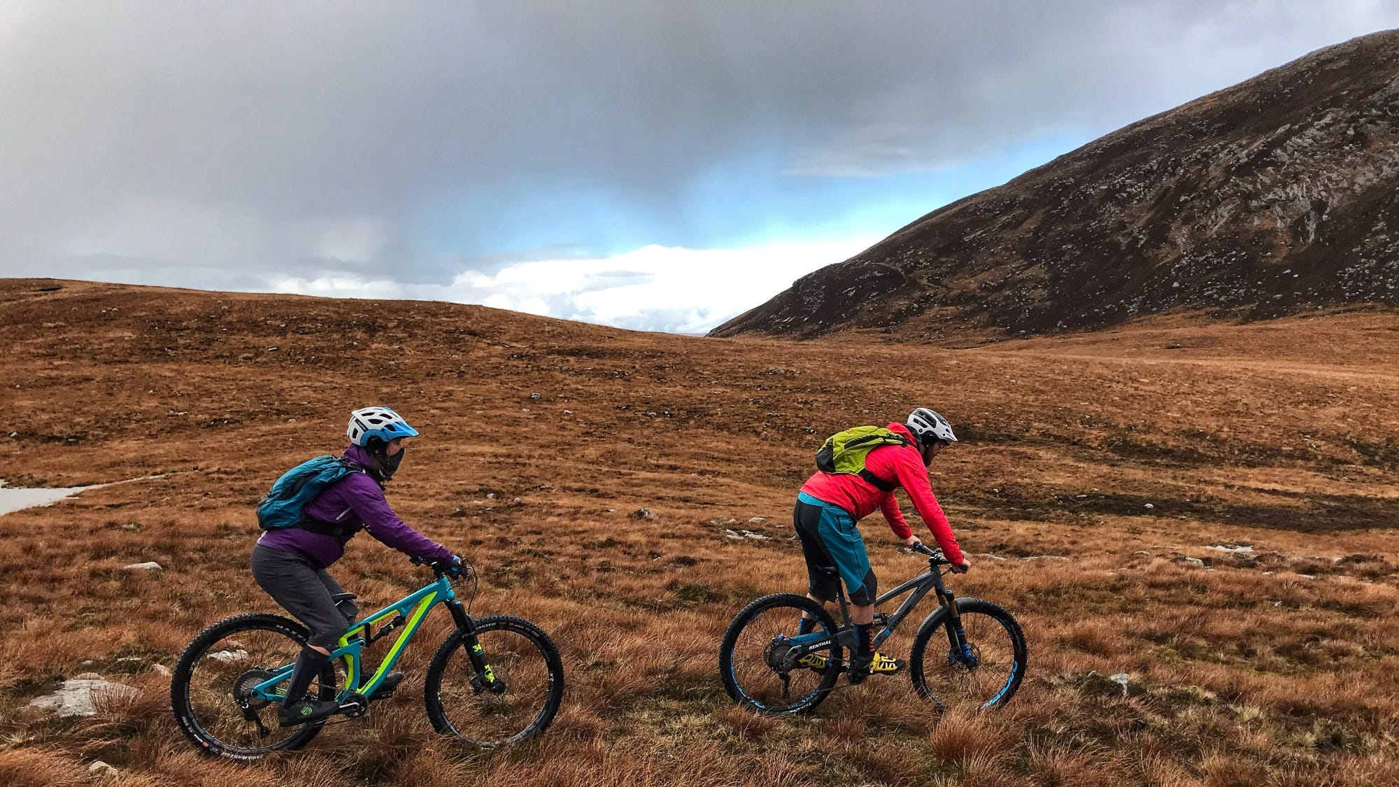 The best places to ride MTB in the UK...