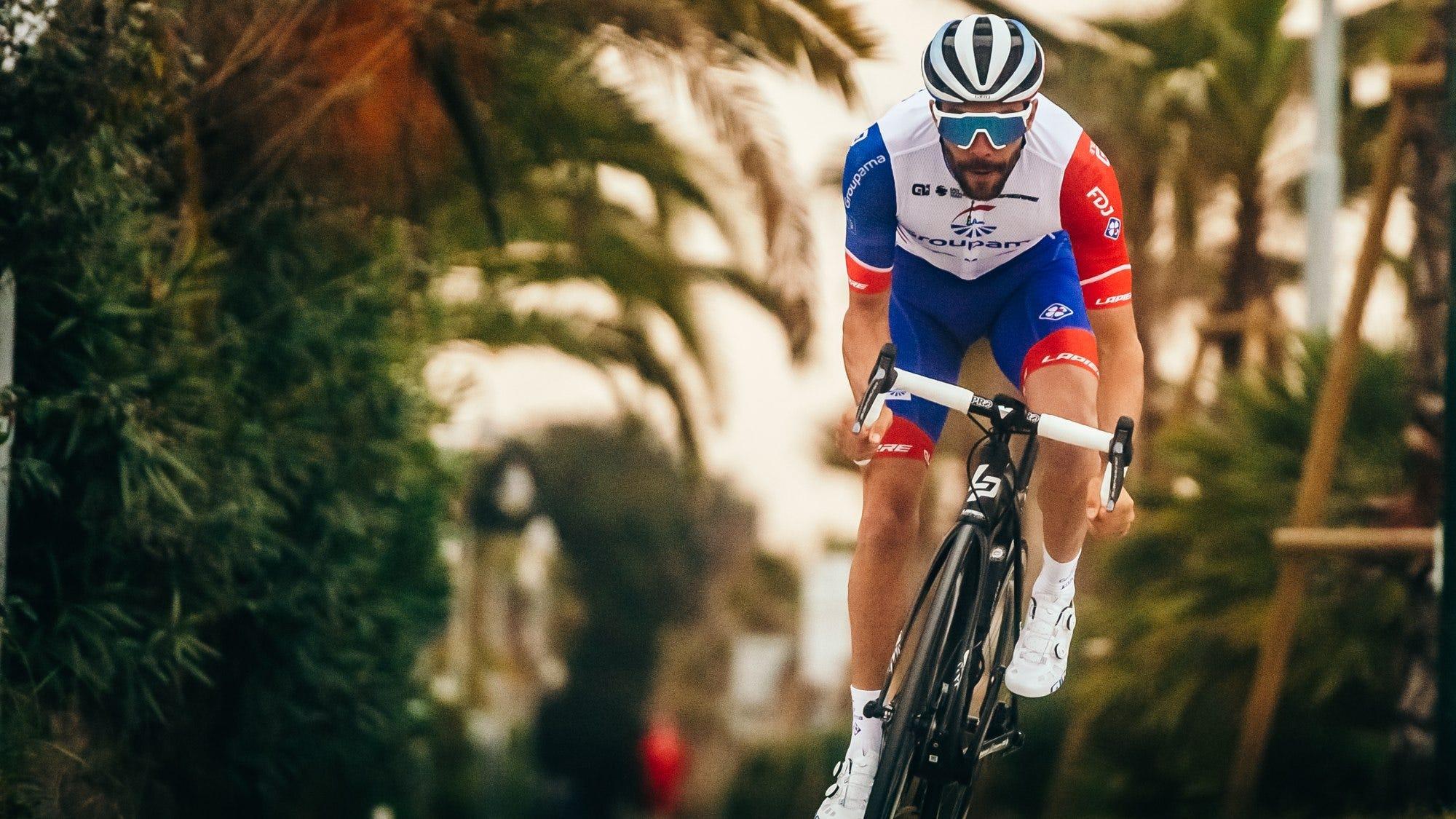 Freewheel brands at the Tour de France