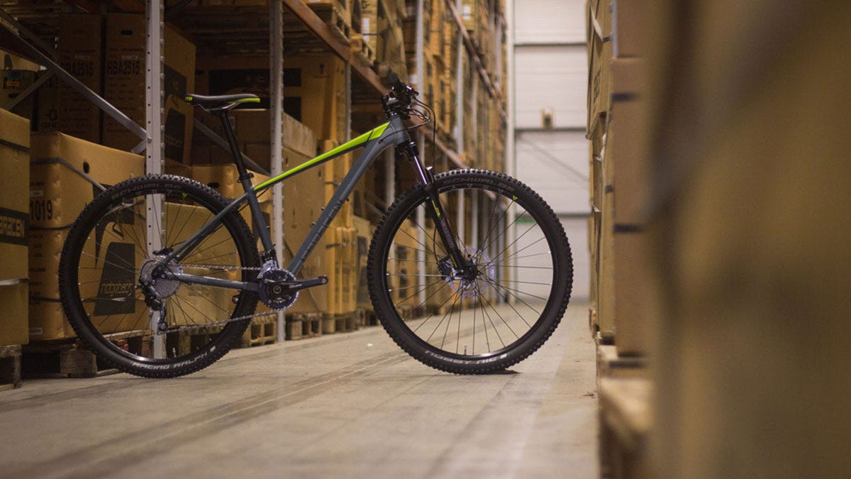 Ex-Display & Sample Bikes Explained