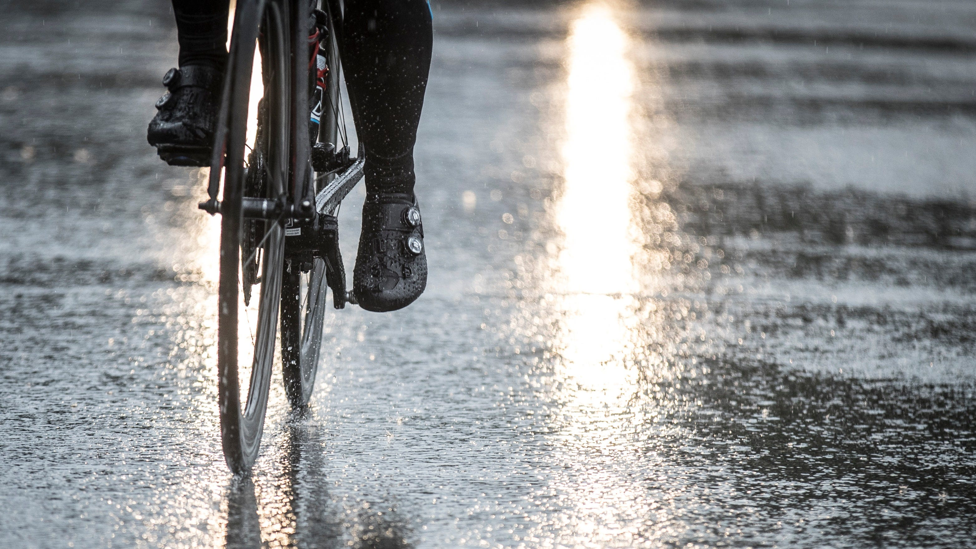 How to look after your bike during winter