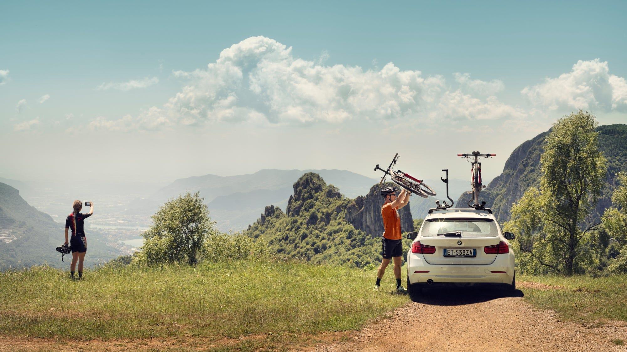 A guide to Thule bike racks