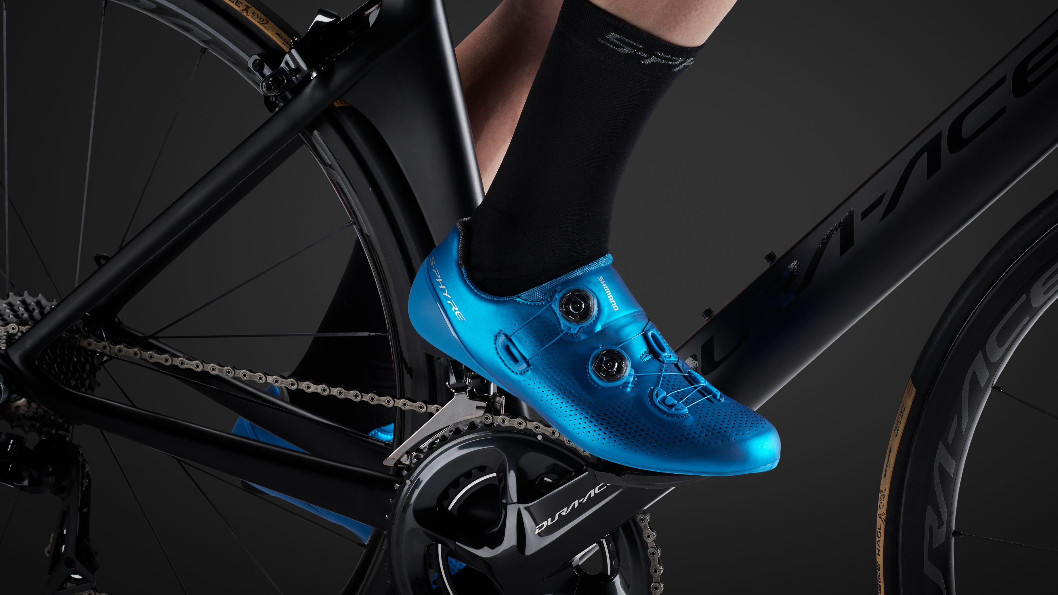 Shimano's new S-Phyre shoes are here and they're gorgeous