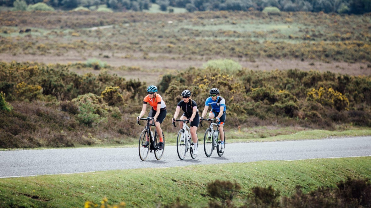 Enter the Freewheel New Forest Spring Sportive