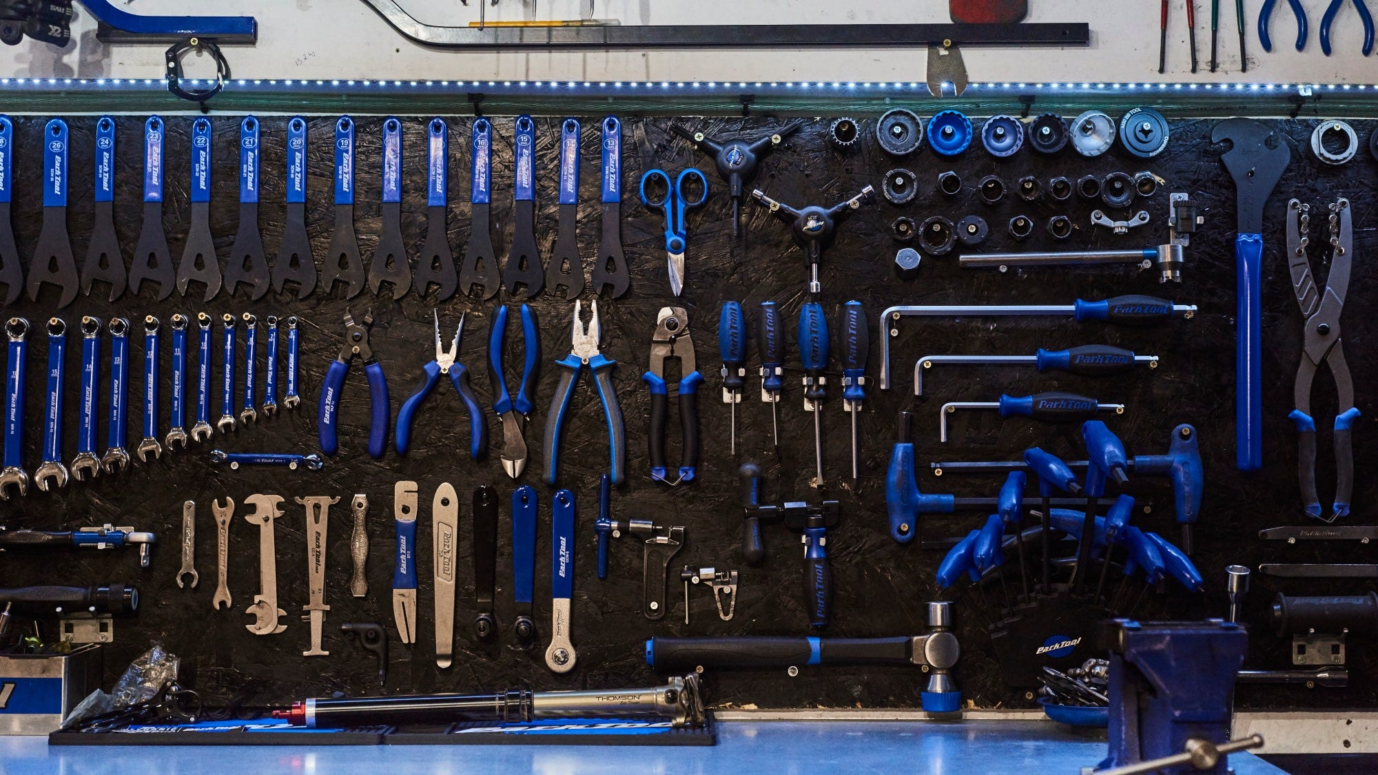 Park Tool's AK-5 will start you on the road to tool obsession