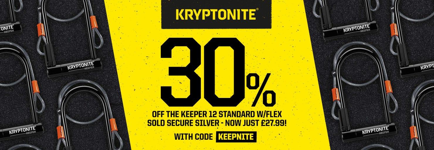 Kryptonite Keeper 12 - 30% Off