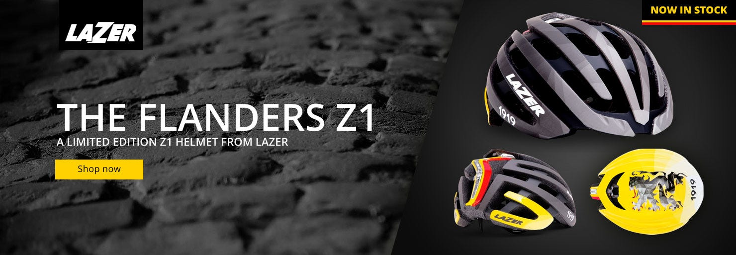 Lazer Limited Edition Flanders Z1 Helmet