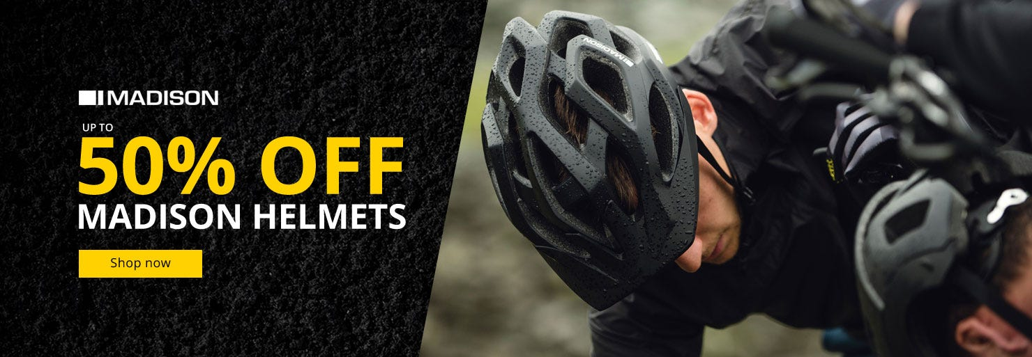 Up To 50% Off Madison Helmets