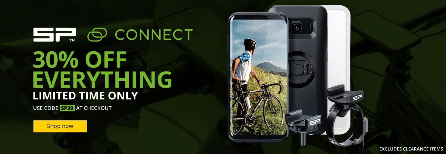 SP Connect - 30% Off Everything