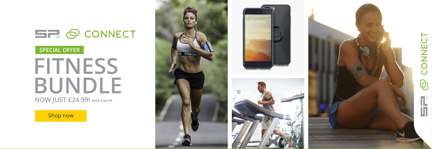 SP Connect Fitness Bundle - Now Only £24.99!